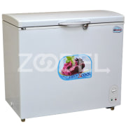 Chest Freezer - Single Door - Manual Defrost - Dimensions : 906 × 555 × 840 mm - Barfab Brand - Model : CF-220L
