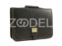 Men Leather Bag Code: 4185