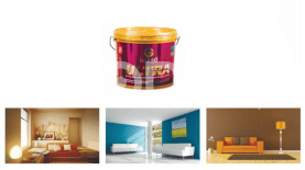 Latex acrylate paint for interior work Ultra Grand Victory