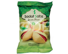 Roasted Pistachio With Saffron Flavor - HACCP & ISO22000 Certified - Sadaf Sabz Company