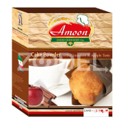 Cake Powder With Cinnamon & Apple Flavor - 500 g Pack - Amoon