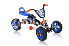 Four wheeled Speedy model suitable for children 3 7 years weight 5kg and 800g Gtoys brand