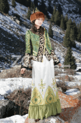 Kazakh National Costume