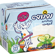 Fresh Cheese - Low Fat - 515 Gr -  Fresh, Soft, With No Additives Or Preservatives - Bel Rouzaneh Brand