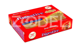 Digestive Biscuit (With Bran) - 660 Gr Packs - Vitana Brand