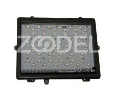 LED Flood Light - 100 W - Farzanegan Zagros Company