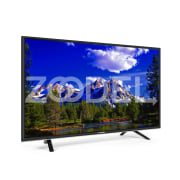 "LED Smart TV 43"" - FHD Quality, Black Color, X-Vision Model: 43XK550"