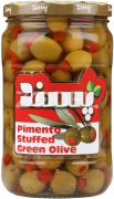Pimento Stuffed Green Olive in jar - 660 gr - Pasand