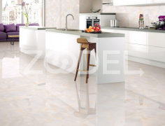 "Porcelain Tiles For Floor - Eco Friendly, Resistant To Impact And Detergents - Stain And Scratch Proof - Company ""Setina Tile"" - Model : Elnaz"