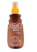 Tanning Oil SPF 10 200 ml Model Golden Tan Ardene Brand