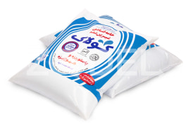 Whipped Cream - Sweetened, Frozen, Pasteurized, With Animal Fat, Classic - 5 Kg Nylon Package - Koolak
