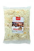 Pizza Cheese (Grated) - 2 Kg Nylon Package - 9595