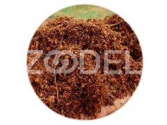 Coco Peat For Soil Fertility - Rashin Brand
