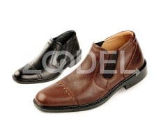 Men Leather Shoes Code: 506