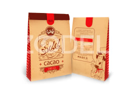 Cacao Powder - 50 Gr Box Packaging - Bootia Brand