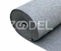 Non-Woven Geo Textile - 3 * 100 Meters Dimension - Incorruptible Against Destructive Factors Inside The Soil - Kia Pars Layeh