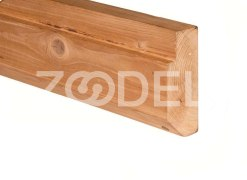 Profile - Door Frame - Thermowood - Choobsun Shargh Company - Model : D55