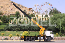 Truck-Mounted Telescopic Cranes (TLC 320)