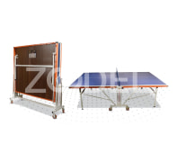 Tennis Table (Ping Pong) - Four Wheeled, MDF Material, Model TT5 - Faraz Sport
