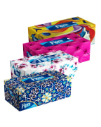 300 Papers Tissue In 12 Different Designs,Flora Brand