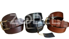 Genuine Cow Leather Belt For Men - Code : 4500M0 - Gara Company