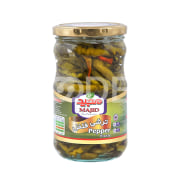 Pickled Pepper - 670 g - Majid Industrial Food