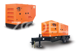 Silent Chassis Diesel Generator