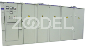 High-voltage Filter Capacitor Banks