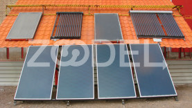 Solar Water Heater (Non Residential)