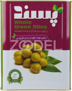 Whole Green Olive - 17 kg - Pasand