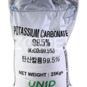 "Potassium Carbonate - Used For Balancing pH, As Water Softener, Fire Suppressant, Used In Arc Welding - Company ""Negin Tejarat Payam"""