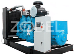 GAS GENSET 40KW CUMMINS 4BTAA 3.9L (NATURAL GAS, LPG, BIOGAS, BIOMASS)