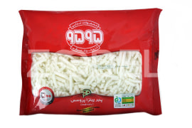 Pizza Cheese (Grated) - 500 g Nylon Package - 9595