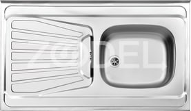 Built-In Sink (Model 165/60)