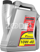 Синтетическое моторное масло - Fastroil Formula F10 - 10W-30 - 10W-40 - High Industrial Lubricants and Liquids Corporation - HILL - API SN/CF