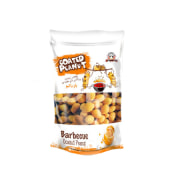 Coated peanut Barbecue Coated with flavor - 200 gr - Penguin - Shahab Energy Sobh
