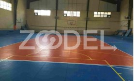 Flooring Material - For Automotive Industries, Buildings & Sport Clubs - Shahin Plastic Company