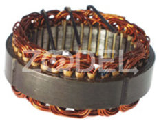 "Stator Of DC Traction Motor - Company ""Taam Locomotive Arya"""