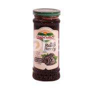 Black Berry Jam - 300 g In Jar - Kesht Chin Food Industry