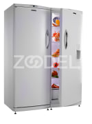1300 Twin Refrigerator & Freezer