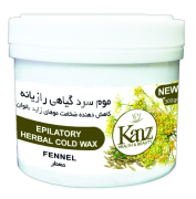 Cold Herbal wax-300gr Kenz