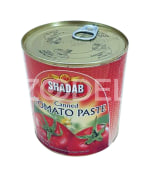 "Tomato Paste - Easy Open Can - 800 gr - Brand ""Shadab"""