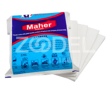 Wing 5 layer MAHER underpad