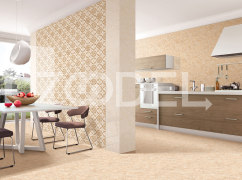 "Tile For Walls And Floor - Eco Friendly, Resistant To Acid, Alkali, Heat And Freezing - Scratch And Stain Proof - Company ""Setina Tile"" - Model : Senso"