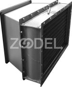 Air heating unit KAO 3-8