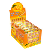 "Creamed Biscuit With Orange Flavor - Box Package - Model: ""High Taste"" - Anata Company"