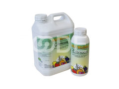 Liquid Micro Fertilizer Model : Citricos - 1 Liter - Jisa Brand