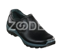 Leather Shoes - Natural leather with PU sole - Model 1401 Code 11401