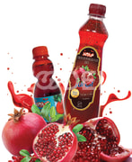 Pomegranate Juice - 100% Natural & Pure, 750 ml In Bottle - Tarvand Saffron