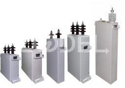 High-voltage Power Factor Correction Capacitors